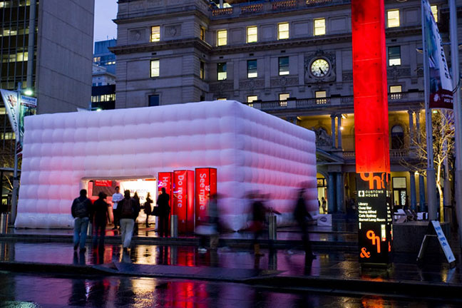 Vodafone Samsung Cube